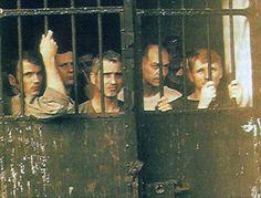 U.S. POWs in Hanoi . 1973.