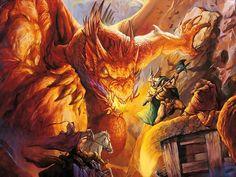 Dragon, Adventurers