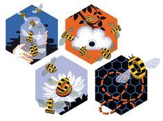Editorial Illustrations #3 on Behance