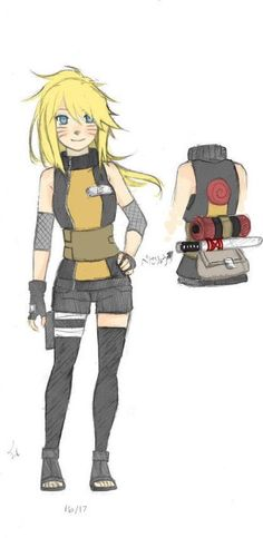 Naruto's twin sister?! - Chapter 8: Survival Exercise! (Part 1) - Wattpad