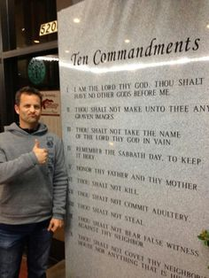 I really admire the work Kirk is doing for the Lord. at such a young age compared to my other Legacy Leaver's. Way to go KIRK! GLORY to GOD! Graven Images, Kirk Cameron, Sabbath Day, Seek The Lord, 10 Commandments, Spiritual Guidance, Spiritual Life, Jesus Is Lord, God Bless America