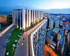 Pinnacle @ Duxton- Singapore