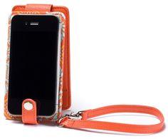 The Jamie James Cellfolio - Princeton Orange