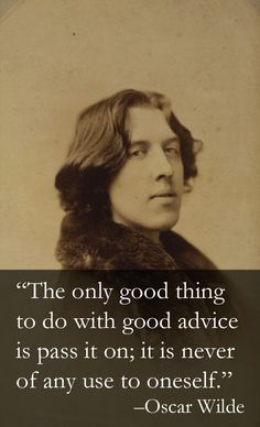 The 15 Wittiest Things Oscar Wilde Ever Said
