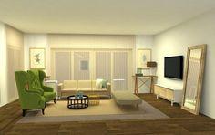 Wilmer Lopez design Floor Chair, My Design, Interiors, Flooring, Living Room, Furniture, Home Decor, Decoration Home, Room Decor
