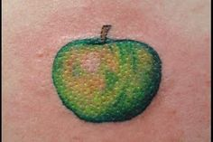 This is the Apple tattoo I want!