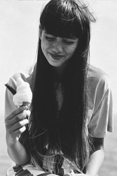 Dreamy Long Hair | Brunette | Fringe | Harper and Harley