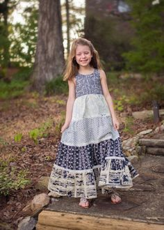 PDF sewing pattern for toddler girl sizes - - Simple Life Company Little Girl Dresses, Girls Dresses, Dress Girl, Baby Dresses, Girl Dress Patterns, Sewing Patterns For Kids, Skirt Fashion, Fashion Top, Fashion Kids