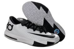 new style 384cc 5cb08 Nike Zoom Kevin Durant VI002 White Nikes, Baskets Nike, Discount Nikes, Nike  Air