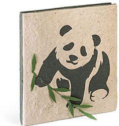 #ThinkGeek                #ThinkGeek                #Panda #Paper #Journal    Panda Poo Paper Journal                             http://www.seapai.com/product.aspx?PID=1806210