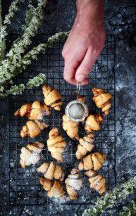 Kruche rogaliki z mascarpone My Recipes, Cooking Recipes, Pork, Meat, Mascarpone, Kale Stir Fry, Chef Recipes, Pork Chops