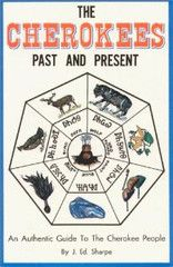 http://medicinemancrafts.com/collections/books/products/cherokees-past-and-present A small book with a lot of information. Cherokee history, language, food, dwellings, clothing, arts and crafts, government, religion, legends, and games is given. The author presents an accurate and easy-to-read account of the Cherokee people. J. Ed Sharpe