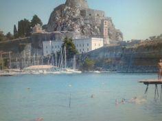 Corfu stad ,10