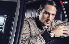 Cartier for men. Read more:http://baldwin4men.com/best-designer-wrist-watches-for-men-in-2017/