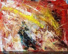 Artist:Célia Bai Lambert.  Title:Untitled.  Size:47cm x 37 cm.  Materials:Acrylic on canvas.    €500.00