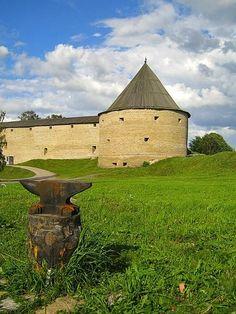 Староладожская крепость Ленинградская область, город Волхов