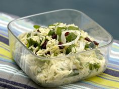 Sweet and Tangy Orzo Salad Recipe : Giada De Laurentiis : Food Network Giada In Italy Recipes, Giada Recipes, New Recipes, Vegetarian Recipes, Cooking Recipes, Healthy Recipes, Favorite Recipes, Healthy Cooking, Gastronomia