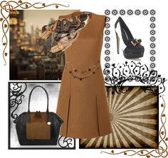 """""""How do you wear your Brahmin?"""" by roseyrose27 ❤ liked on Polyvore"""