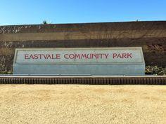 The Eastvale Community Park sign in Eastvale, California. #eastvaleca http://youreastvalerealtor.com/eastvale-parks/
