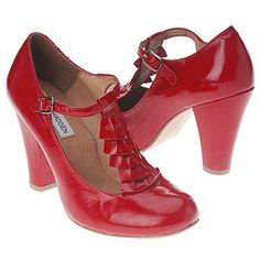 red mary janes - Google Search