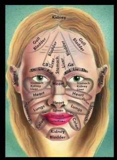 I wanted to post this. It's something I've used for years. Just like Foot Reflexology, the face has all the organs represented on it too. Therefore, if you notice a problem in a specific area of your face, you might want to check to see what organ corresponds to it. Or... if you have a […]