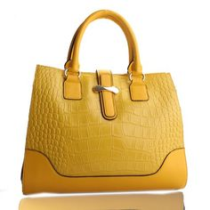 Vicenzo Abby Leather Tote Handbag