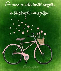 Let's share! What's your most treasured memory with your bicycle? Bamboo Bicycle, Bicycle Art, Motto Quotes, Life Quotes, Yoga, Vintage Bikes, English Quotes, New Life, Spirituality