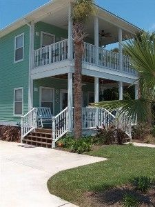 Crystal Beach Vacation Rental - VRBO 289307 - 3 BR Scenic Gulf Drive West Townhome in FL, Our Gorgeous House with Heated Pool Has Super Spring Rates!
