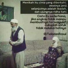 Quote : cinta yang sederhana