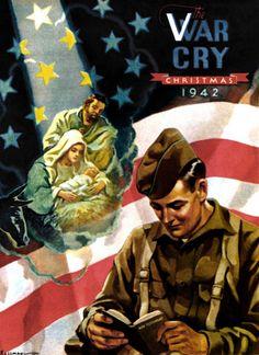 The War Cry, Christmas 1942