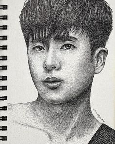 Done! Hi @nonkul! Here's a dotted portrait for you! Made up of more than 250000 dots!  I will go to Thailand by November any chance I can give this to you?  Soon!  @nonkul_taiwan_1st_fc @nonkul_malaysia @nonkul.ph @nonkul.vn @nonkul_ph @nonkul_global_fc @nadaobangkok  More works at @markmyartistry https://ift.tt/KvuLsD  Using @pilotpenusa @pilotpenphilippines at @hahnemuehle_global  www.iammarkdizon.com  #nonkul #bnwportrait #markmyartistry #art #artph #artist #drawing #music #painting…