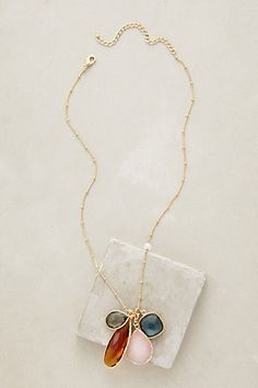 Museet Necklace #anthropologie