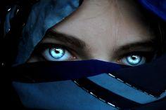 Misterio azul.