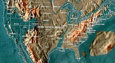"""NASA-Confirmed """"Doomsday Map"""" Proves The Elite Are Preparing For A Cataclysmic Event 