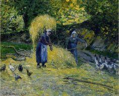 Camille Pissarro, impresionismo                                                                                                                                                      Más