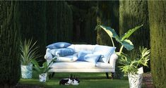 Garden Inspiration    Serena & Lily   A Fresh Approach to Bedding, Furniture, and Home