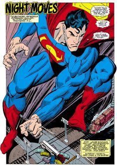 Superman by my favorite man of steel artist Jon Bogdanove