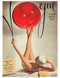 DAZED AND CONFUSED: Vintage Vogue.
