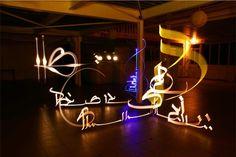Light Painting por Julien Breton - Choco la Design | Choco la Design | Design é como chocolate, deixa tudo mais gostoso.
