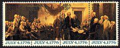 Declaration of Independence, John Trumbull. 1976