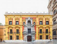 El Palacio Episcopal #Málaga