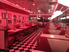 - Went to the diner at 1 am last night