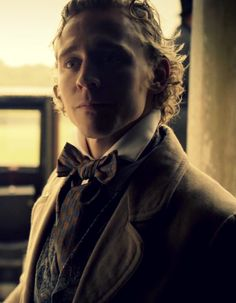 Tom Hiddleston | William Buxton in Return to Cranford (#Cranford #Christmas Special, 2009)