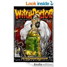 Witchdoctor: The Classic Collection - A revealing vision of the true nature of Voodoo follows  the unpredictable travels of Dr. Jovan Carrington, and  unfolds a tale of Black history, revolution and vengeance.   Includes the Voodoo Child, Family Ties, School Spirit and Blind Faith arcs of the first series.