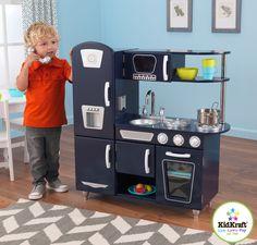 KidKraft Pink Retro Kitchen And Refrigerator ToysRUs - Kidkraft pink retro kitchen and refrigerator 53160