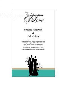 Invitation Designs Free Download Free Download Wedding Invitation Templates  The Free Wedding .