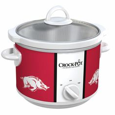 Arkansas Razorbacks Collegiate Crock-Pot® Slow Cooker - Crock-Pot