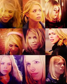 The best of the best. Bad Wolf. Defender of the Earth. Rose Tyler.