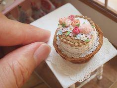 2017 July, Miniature Cake♡ ♡ By petitpalm