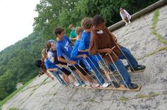 obstacle course with tires - Google Search